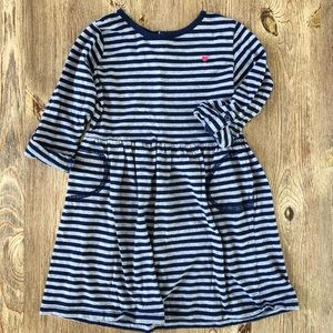 Carter's little girls dress, size 5